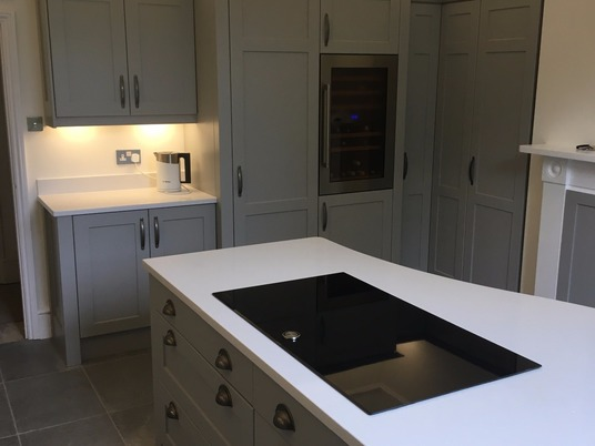 Bespoke kitchen by Furniture & Design of Oxford