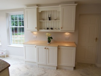 Bespoke fitted kitchen