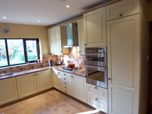 Bespoke Shaker kitchen